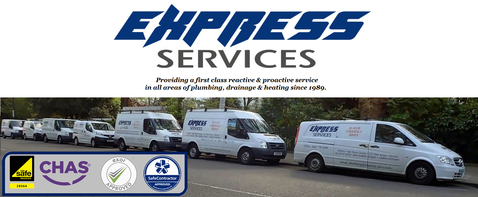 Express Services - Plumbing, Heating & Drainage